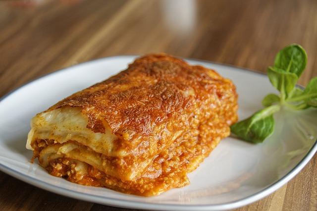 come si fa la lasagna al ragù