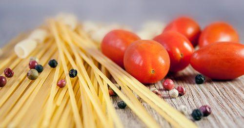 spaghetti cacio e pepe alla romana