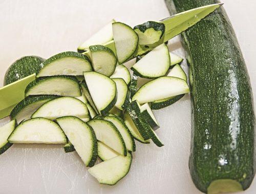 zucchina al forno light
