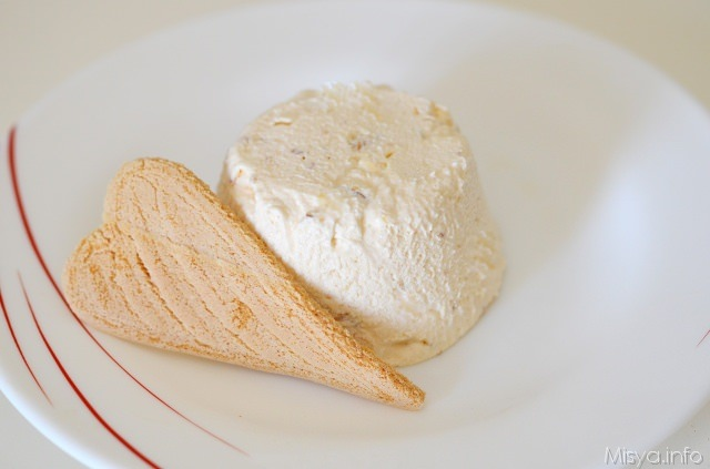 semifreddo al torrone dessert facile e gustoso