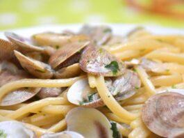 spaghetti alle vongole veraci la ricetta originale